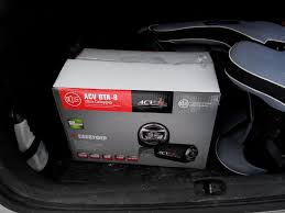<b>Сабвуфер ACV BTA-8</b> — Citroen C4, 1.6 л., 2011 года на DRIVE2