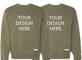 <b>Custom Crewneck</b> Sweatshirts