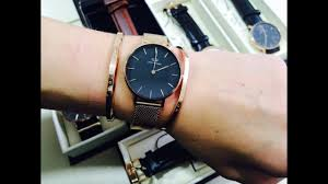 <b>Браслеты Daniel Wellington</b> - YouTube
