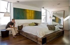 bachelor bedroom ideas hardwood floor wooden bed modern lamps bachelor bedroom furniture