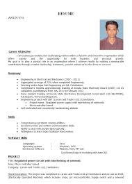 electrical and electronics engineer resume 01 electronic engineer resume sample