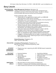 environmental project manager resumes template environmental project manager resumes