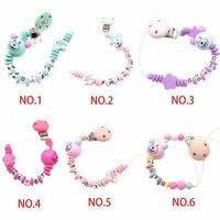 Buy New Baby Pacifier Clip Pacifier Chain Dummy ... - Aliexpress.com