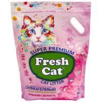 <b>Fresh Cat</b> наполнитель для кошек с ионами серебра <b>кристаллы</b> ...