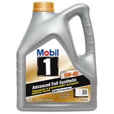 Mobil 1™ FS X1 <b>5W-40</b>