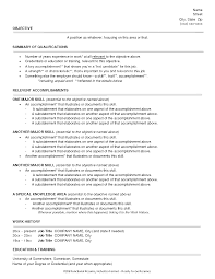 functional style resume sample functional resume style 1 doc functional style resume sample functional resume style 1 doc