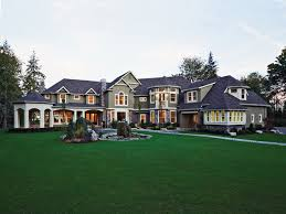 Lydelle Luxury Craftsman Home Plan S    House Plans and More