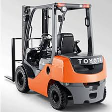 Image result for picture of a forklift truck