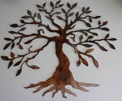 tree wall decor art youtube: olive tree tree of life metal wall art