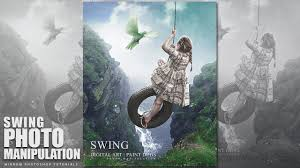 create this swing photo manipulation effect in photoshop create this swing photo manipulation effect in photoshop