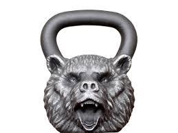 Купить <b>гирю Iron Head Медведь</b> (16,0 кг) по цене от 4500 рублей ...