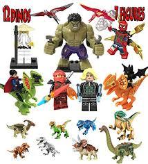 MyElegantMoments Marvel Minifigures Superheroes ... - Amazon.com