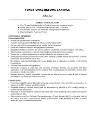 sample resume summary of skills experience resumes 15 resume summary of skills examples sample resumes