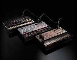 Аналоговый <b>синтезатор Korg Volca</b> Keys Polyphonic Analog ...