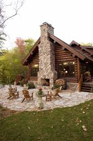 cottage decor style cabin wooden