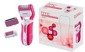 <b>Эпилятор</b> аккумуляторный <b>3 в</b> 1 HTC HL-016 - Техника для ...