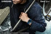 Mobile-review.com Обзор умных часов <b>Gear Sport</b> (SM-R600)