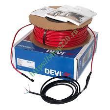 Купить <b>Нагревательный</b> кабель <b>Devi DEVIflex</b> 10T 1410Вт 230В ...