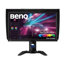 <b>Монитор</b> для видеомонтажа 32 дюйма с DCI-P3 | <b>BenQ PV270</b>