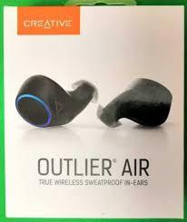 Тест беспроводных <b>наушников</b>-вкладышей <b>Creative Outlier Air</b>.
