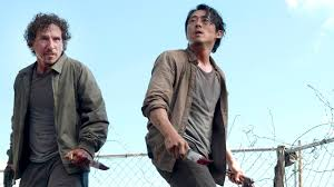 The Walking <b>Dead</b>: Proof That Could Be Glenn on the <b>Walkie Talkie</b> ...