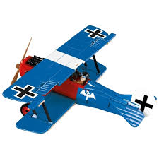 <b>Конструктор Cobi</b> Great War 2978 <b>Самолет Fokker</b> D.VII — купить ...