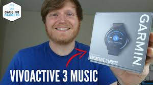 <b>Garmin Vivoactive 3 Music</b> Review and Overview - YouTube