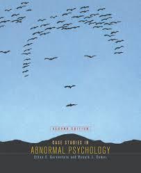 Case Studies in Abnormal Psychology Macmillan Learning