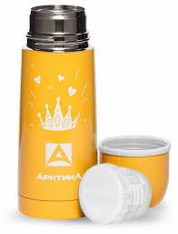 <b>Термос Арктика</b> (<b>102-350)W</b> 350мл желтый купить по цене 690 ...