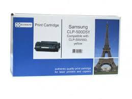 <b>Картридж BS SgCLP 500D5Y для</b> Samsung CLP 500 550 Yellow ...