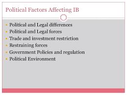 environmental factors affecting international business essays    environmental factors affecting international business essays