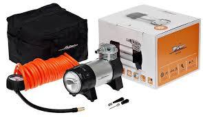 Купить <b>компрессор Professional</b> в сумке (35л/мин., 10 АТМ) для авто
