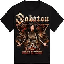 <b>Night Witches</b> T-shirt | Sabaton Official Store