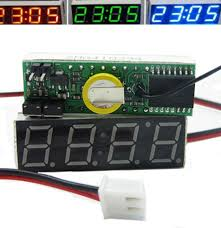 top 8 most popular <b>digital led thermometer display</b> for car near me ...