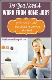 getting started work from home jobs advice and resources the reality check for work at home jobs and businesses