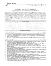 construction project management resume best resume sample project manager cv template construction project management jobs throughout construction project management resume