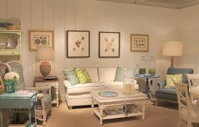 coastal living cottage accents tropical family room beach house living room tropical family room