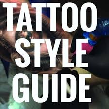 <b>Tattoo Style</b> Guide - Tattoo Ideas, Artists and Models