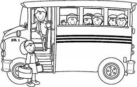 Small Picture School Bus Coloring Pages The Awesome Web School Bus Coloring Page