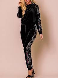 <b>Black 2 piece</b> jumpsuit – Luuli LLC