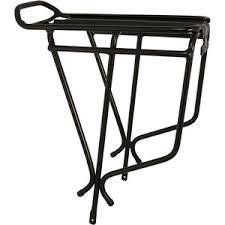 <b>Велобагажник Oxford задний Luggage</b> Rack до 25 кг, цвет чёрный ...