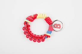 <b>CELTIC KNOTS</b> Keyhanger Taned Pink & Sun Ray | MY BOB