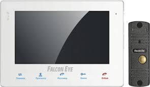 Звонки и <b>видеодомофоны FALCON EYE</b> (Фалкон Ай ...