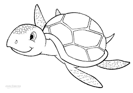 Small Picture Printable Sea Turtle Coloring Pages For Kids Cool2bKids special