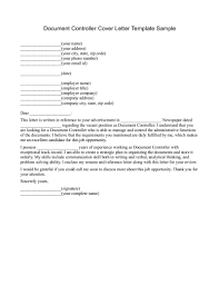 document controller motivation letter coverletter for jobs document controller motivation letter the stewart organization description for controller job document controller cover letter