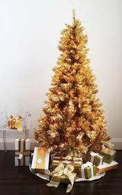 christmas tree decorating ideas gold simple