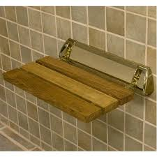 tile shower bench ideas images exciting merola tile wall with floating teak shower
