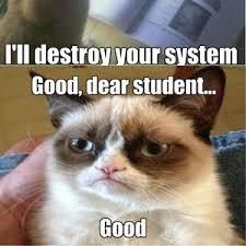 RMX] Studious cat by mazque - Meme Center via Relatably.com