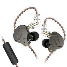 <b>KZ ZSN pro</b> Headphones <b>Quad</b>-<b>core</b> Moving Iron Double Circle Diy ...