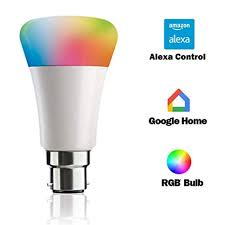 XORB <b>7W Wifi Smart LED</b> Bulb Controlled with Amazon Alexa and ...